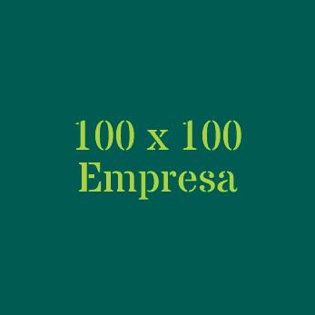 100 x 100 Empresa